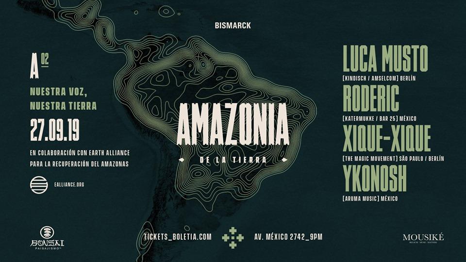 Amazonia – Nuestra Voz, Nuestra Tierra