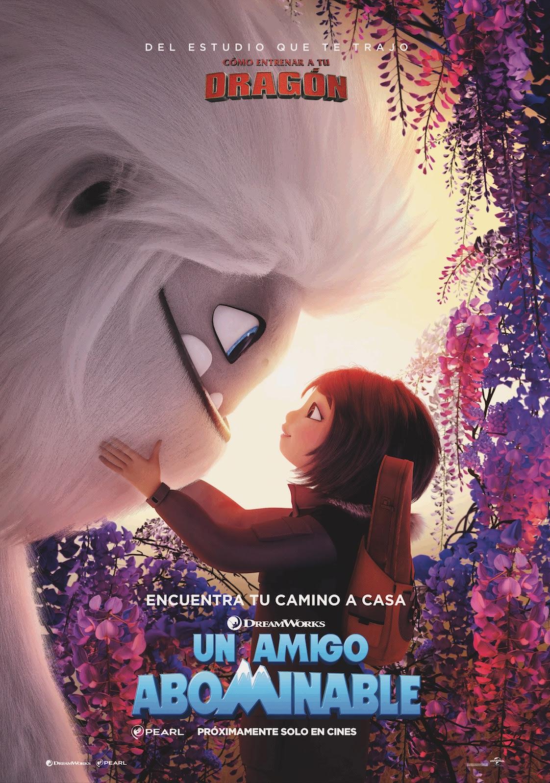 """«Un amigo abominable"""" / Estreno: 27 de Septiembre"""