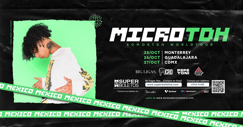 Micro Tdh Por Primera Vez En Guadalajara