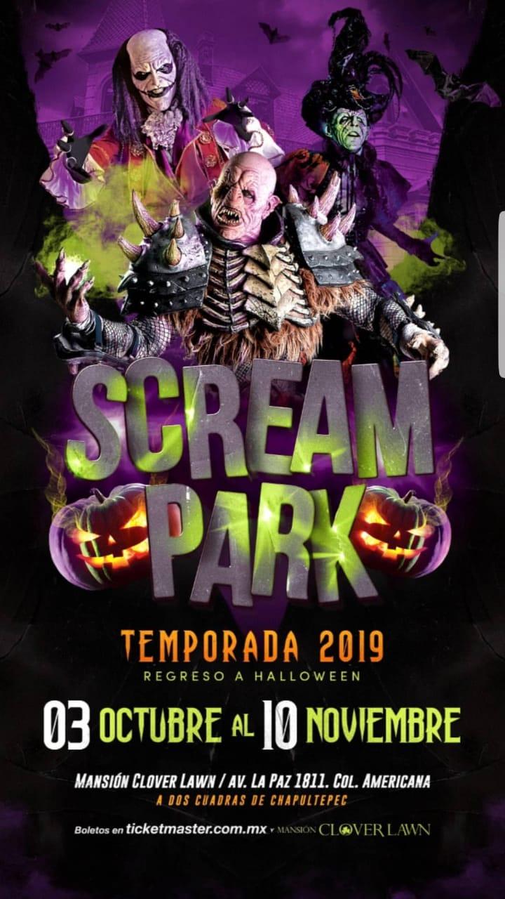 Scream Park 2019