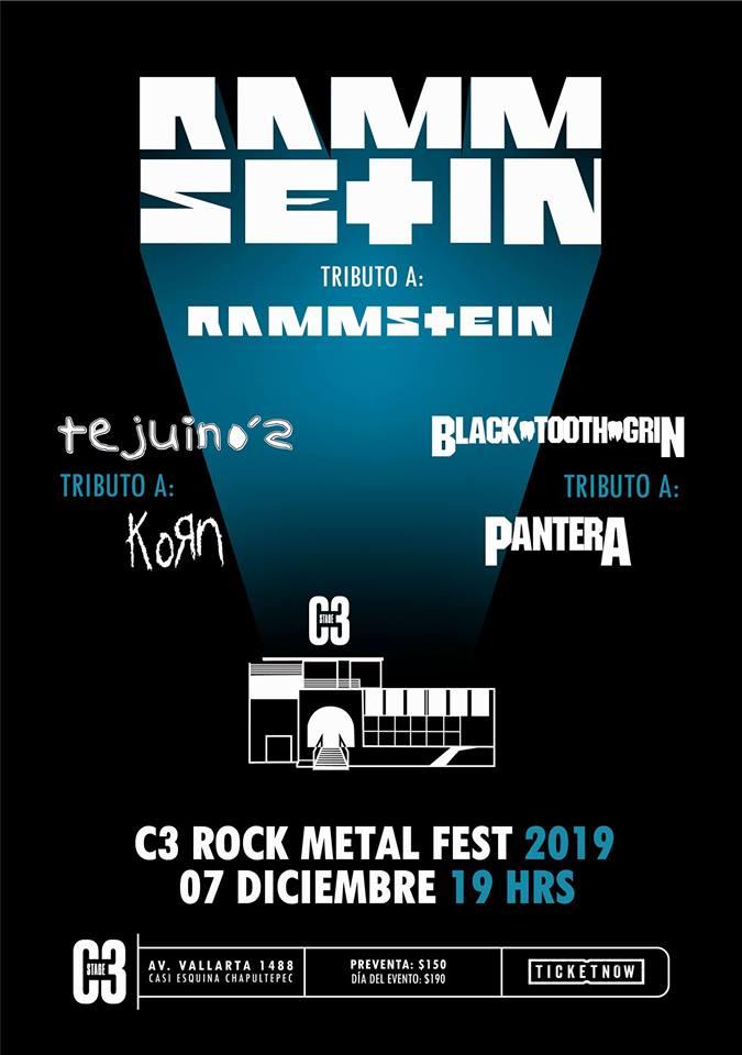 C3 Rock Metal Fest 2019