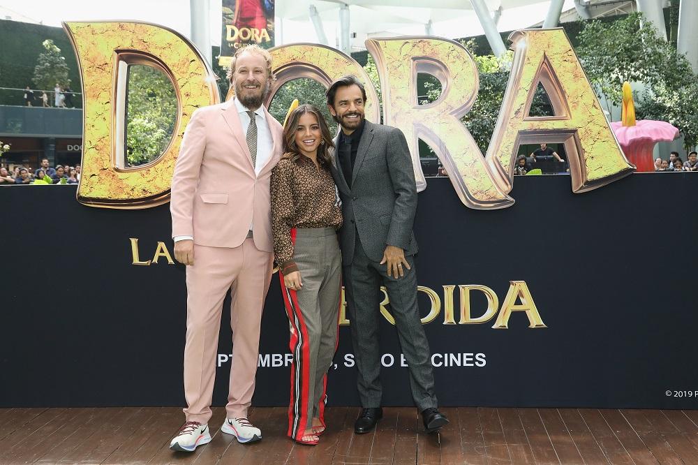 Premiere en México de Dora y la Ciudad Perdida