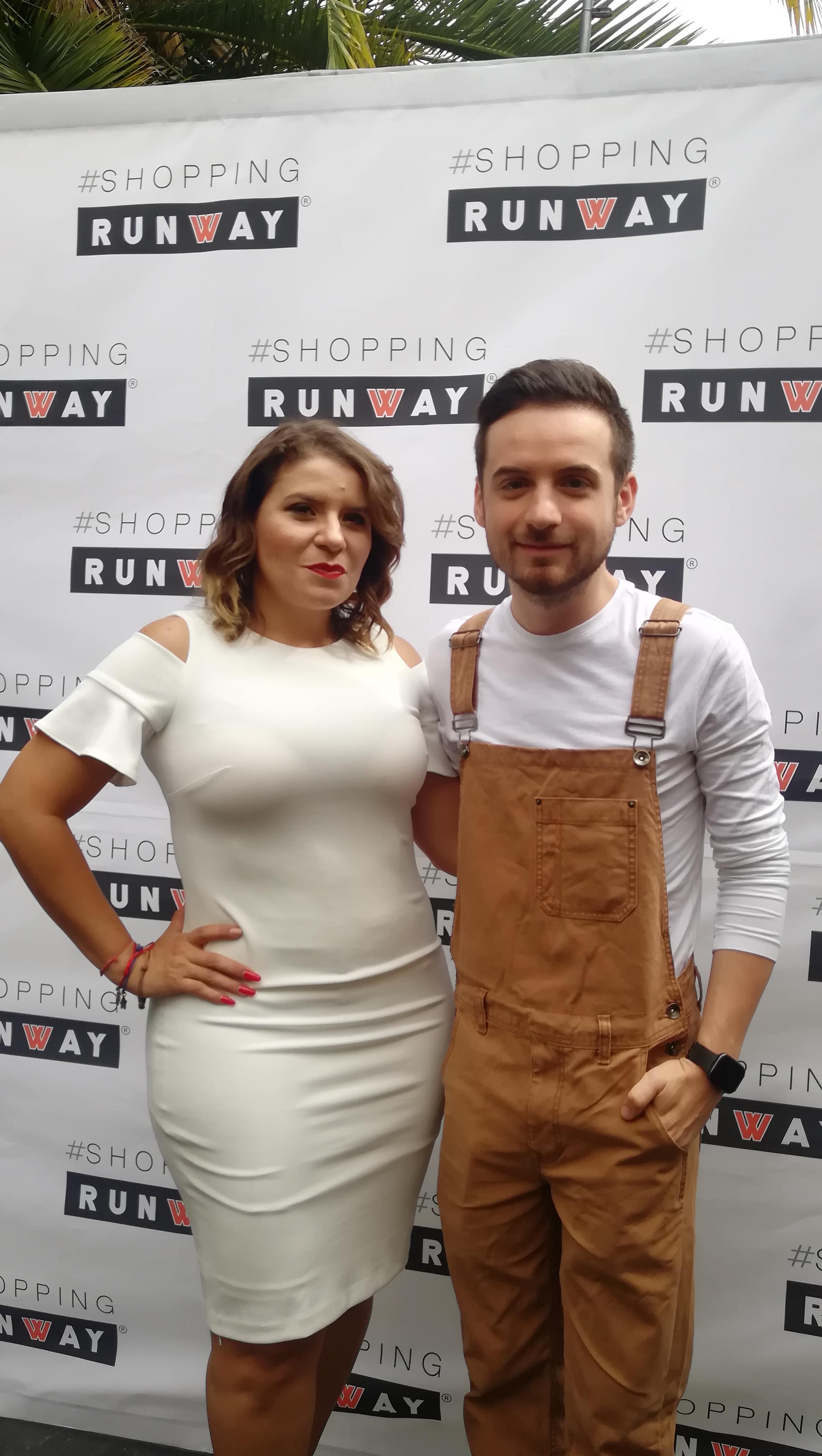 """""""Shopping Runway"""" hecho por talentos mexicanos"""