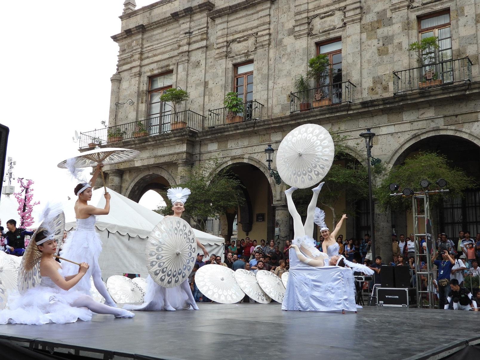 Butterfly Gala en Paseo Alcalde