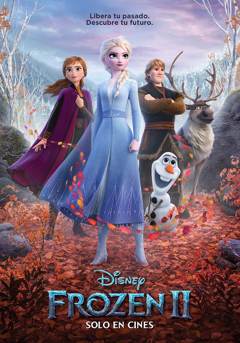 Frozen 2 – Tráiler y Póster Oficial