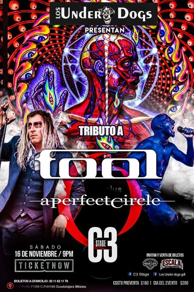Tributo C3 a Tool y A Perfect Circle
