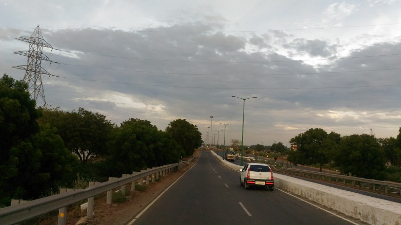 NH 45B Tuticorin beach road