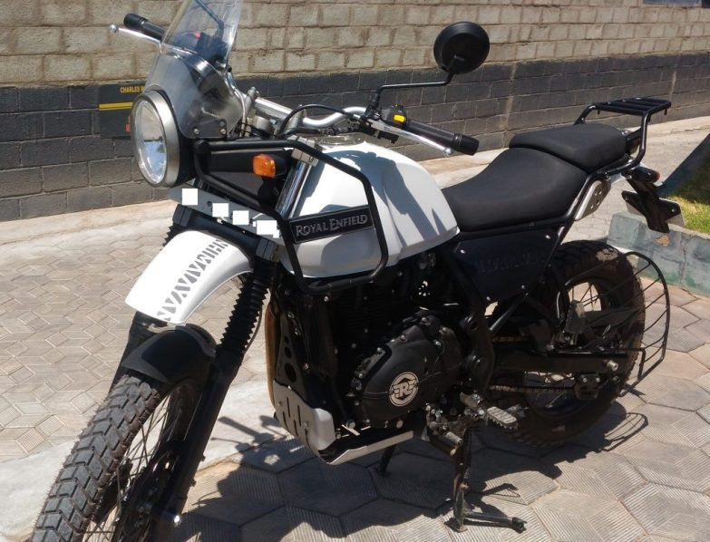 Choose Royal Enfield Himalayan as you next Bike