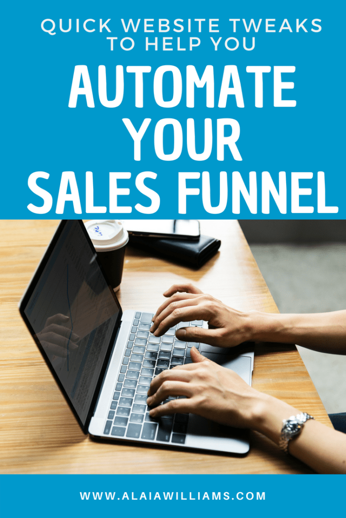 how to automate your sales funnel