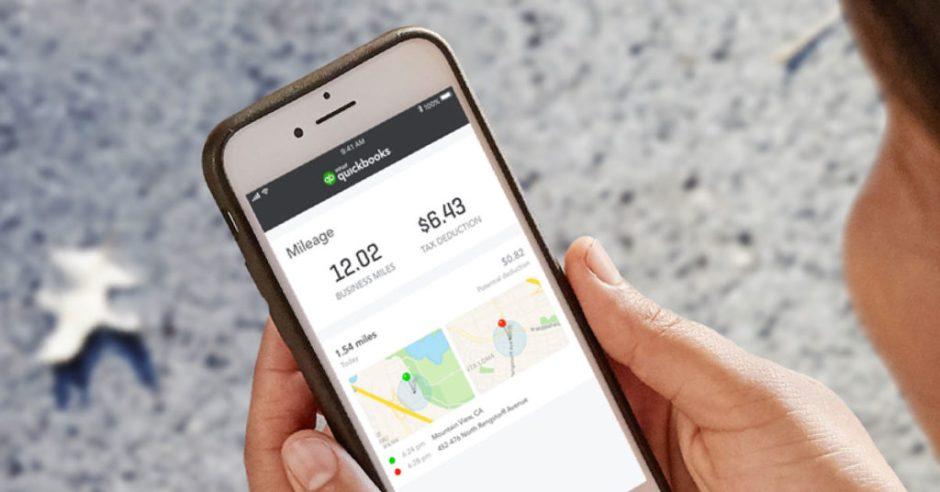 quickbooks self-employed app mileage tracker