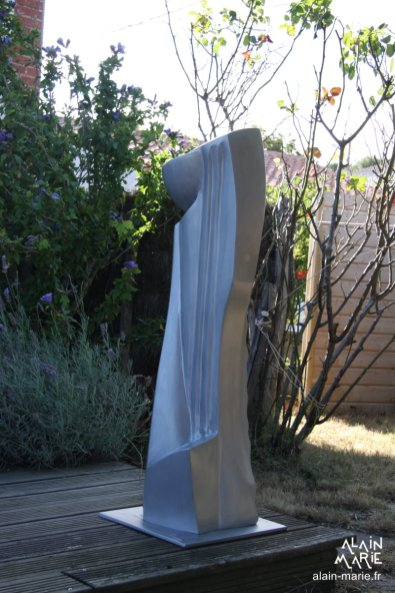 Gradiva, alu 1 (h.120cm)