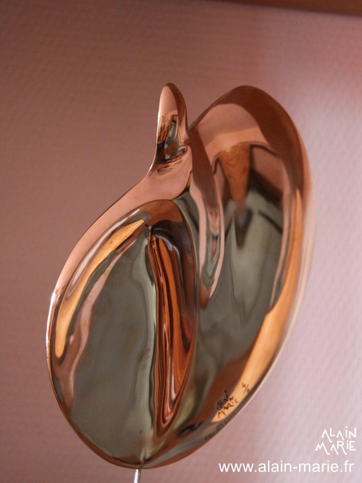 Loïe Fuller, bronze