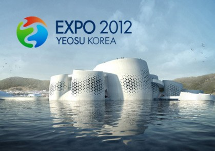 May - The World Expo 2012 kicks off in South Korea