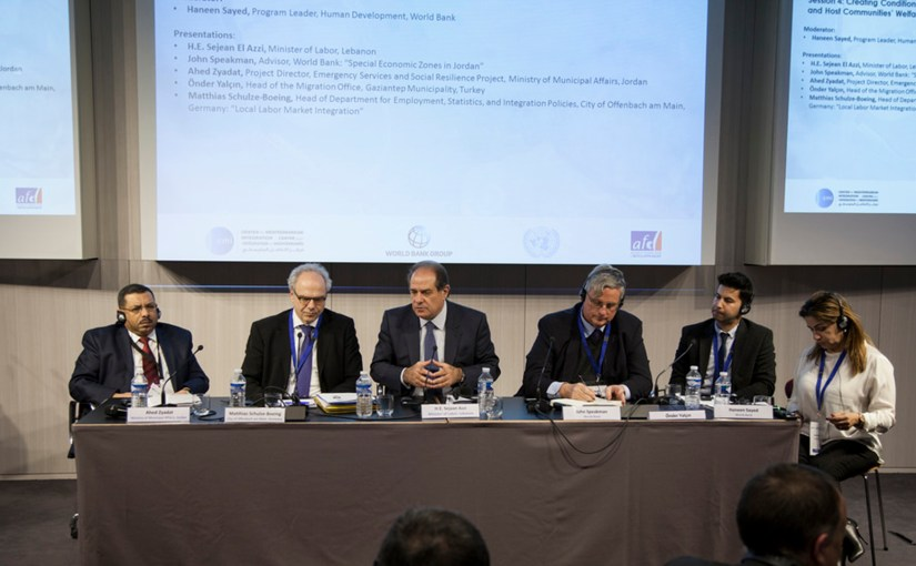 World Bank Seminar on the Arab World Initiative Trade and Investment Integration