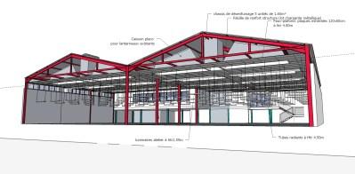 2- Projet aménagement atelier