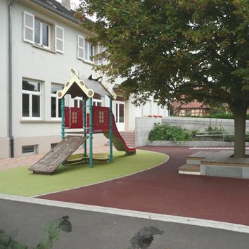 Ecole maternelle, Schwabwiller