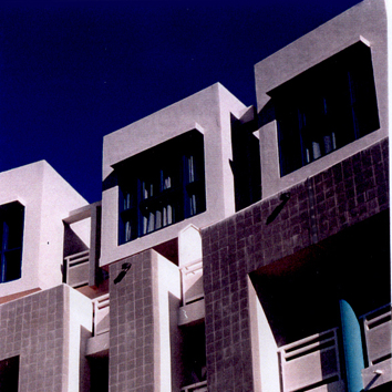Ensemble résidentiel 24 logements + commerce, St-Denis de la réunion