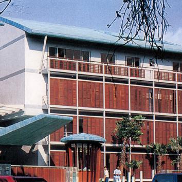 Ensemble résidentiel 38 logements, Singapour