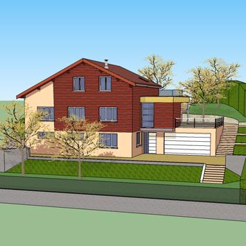 Extension de Villa, Pontarlier