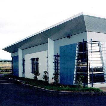Unité de production d'air liquide, Le Port Ile de la Réunion