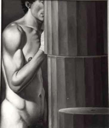 "(ill. 3) ""Murmure"" (1983), 100 x 81 cm"