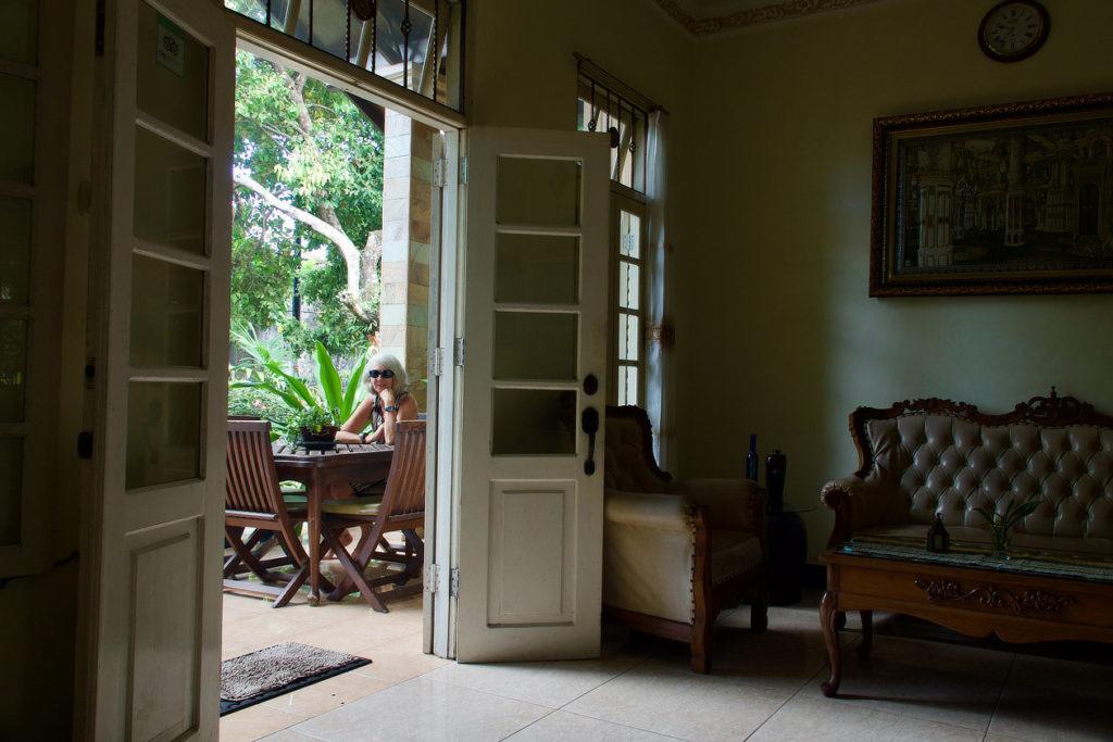 Bandaneira,Indonésie,Moluques,guesthouse Mutiara