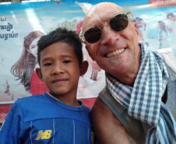 Cambodge, Kampot, Alain Diveu