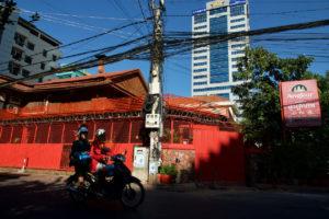 La Maison Rouge de Phnom Penh