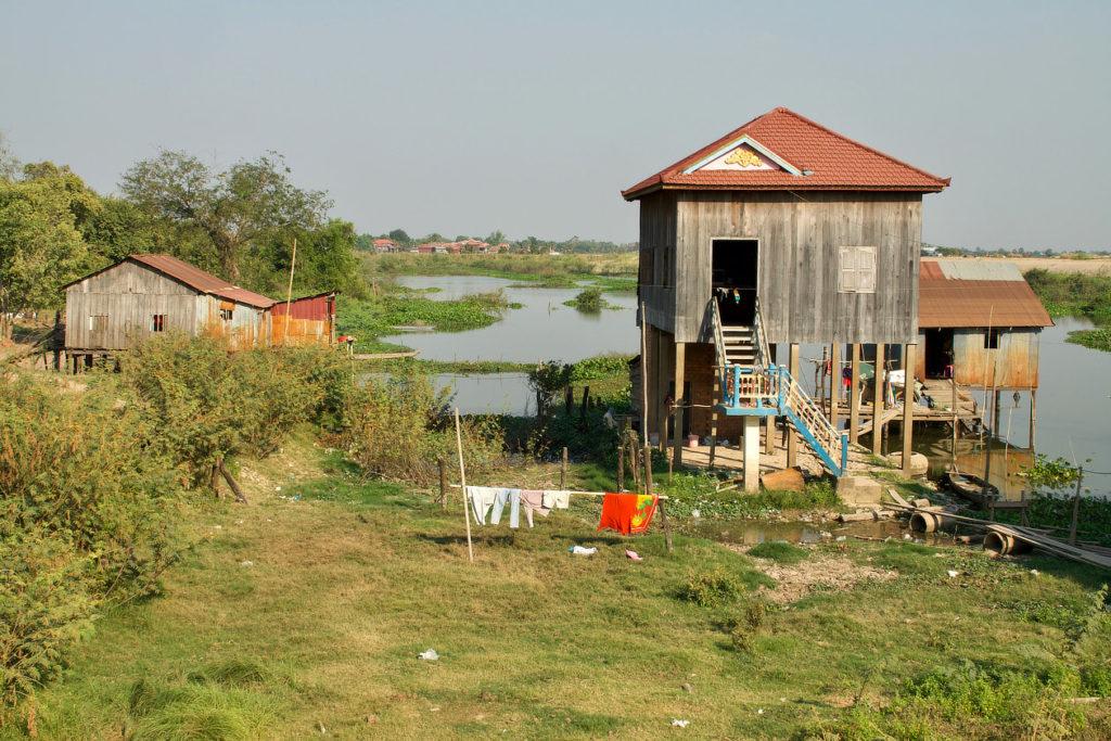 Habitation de Kratie