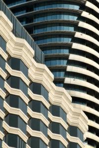 Buildings de Bangkok © Alain Diveu