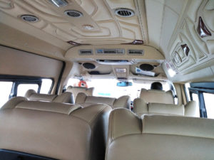Dans le minivan entre Ko Lanta et Krabi