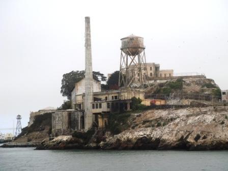 prison d'Alcatraz
