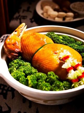 Prosperity Fa Cai 8 Treasures Duck (Min Jiang and Min Jiang at One-North)