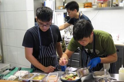 Humpback Chefs