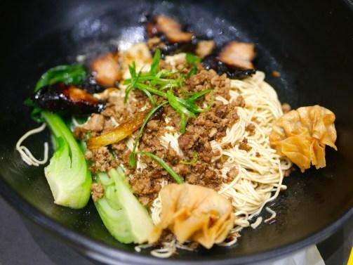 Kolo Mee (Dry Noodles $8.90)