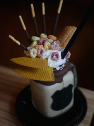 Over The Top Milkshake - Rocky Timms ($16)