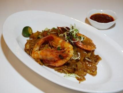 Wok Fried Kway Teow ($14.50++)