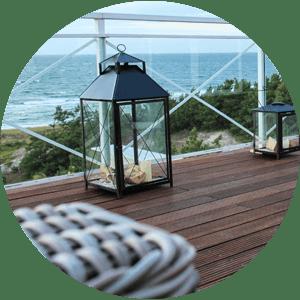 Accesorios para decoración de exteriores