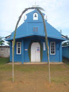 Iglesia de Los Uveros