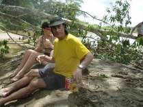 Isa y Roger