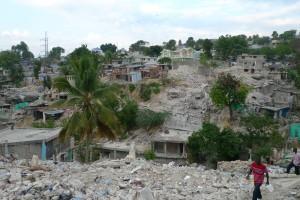 The 2010 Haiti earthquake