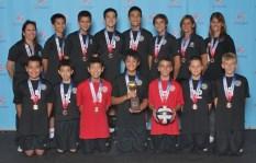 2013 BJNC 13U Champions Team Photo