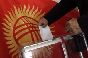 Кыргызстан үч премьердин ичинен президент тандайт