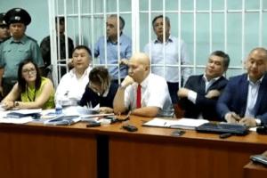 Текебаевдин сотуна Отунбаева, Кулов, Нарынбаев келди