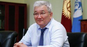 Ажо сунуштаган Кулматов Улуттук банктын төрагасы болду!