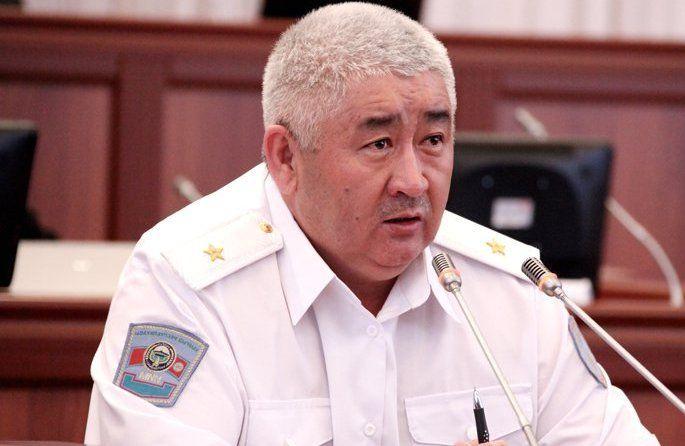 Зарылбек РЫСАЛИЕВ, милициянын генералы:  «Сүйүү деген милициядан башталып, милициядан бүтөт…»