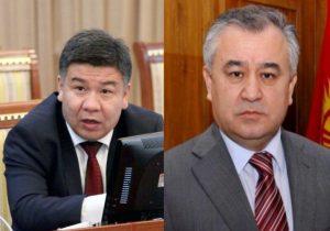 Текебаев эми депутаттык мандатынан ажырайт, а Шыкмаматов…