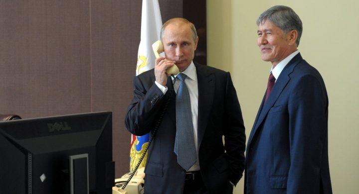 Бүгүн Путин 65 жашка чыкты