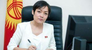 Аида КАСЫМАЛИЕВА: «Чубак ажынын экинчи аял алуусу боюнча парламент баасын берүү керек!»
