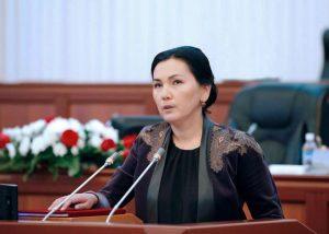 Депутат Аида Салянованын соту уланууда…